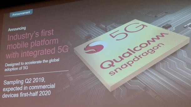 Qualcomm 5G-SoC
