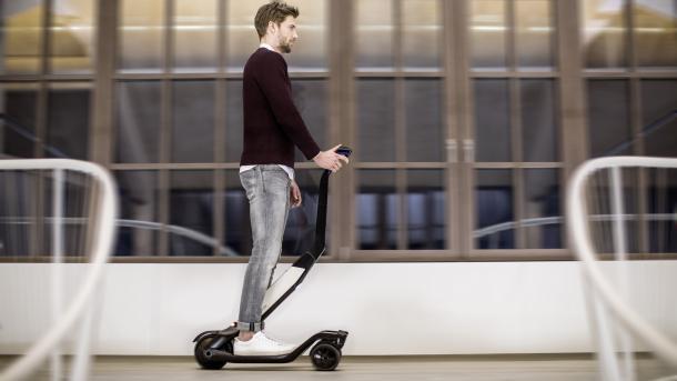 E-Scooter von Seat und VW