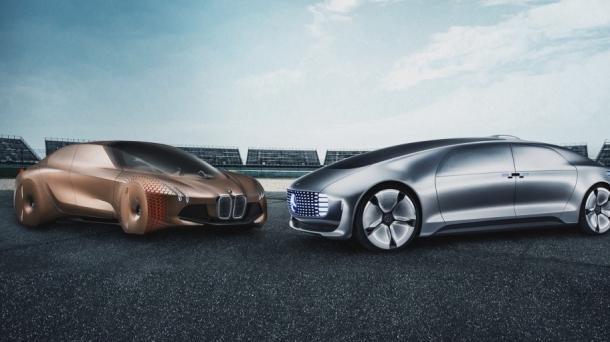 BMW und Daimler bündeln Entwicklung beim autonomen Fahren