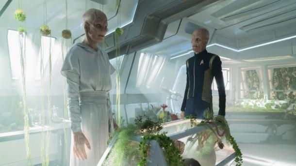 Star Trek Discovery bekommt eine dritte Staffel