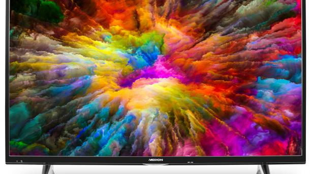 Aldi Bietet Smart Tv Mit 49 Zoll 4k Auflösung Hdr Und Streaming