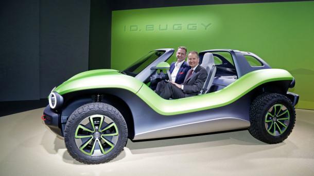 Elektroautos: Volkswagen findet ersten Partner für seine E-Plattform