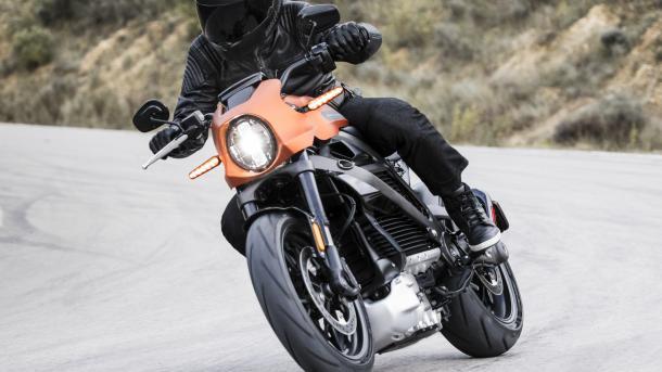 Harley-Davidsons Elektro-Motorrad LiveWire bekommt mehr Wumms