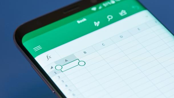 MS Excel für Android