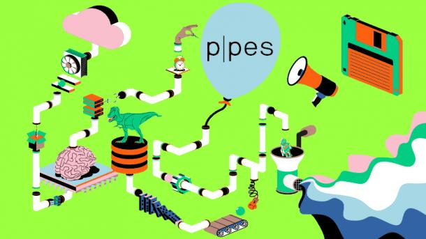 pipes conference: Vorträge zu spannenden Datenprojekten noch bis 15. März Vorträge einreichen