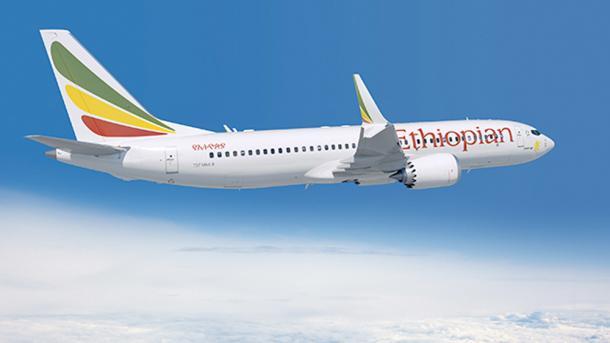 737 Ethiopian Airlines