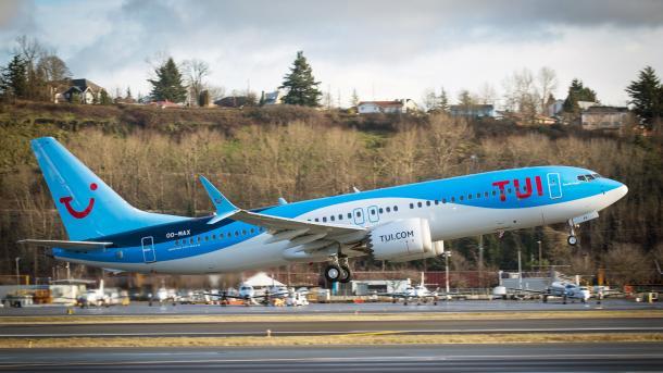 Deutschland sperrt Luftraum für Boeing 737 Max