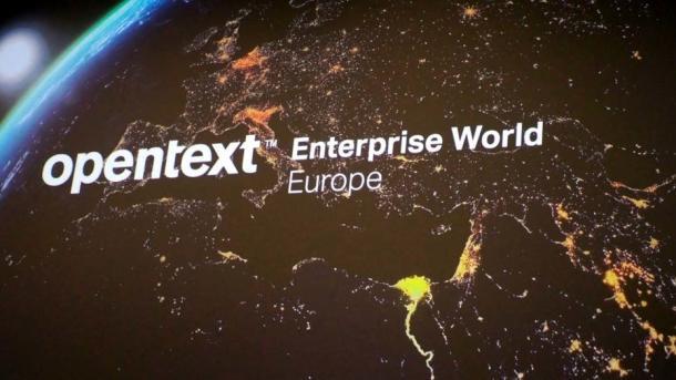 OpenText: Größtes EIM-Release ante portas