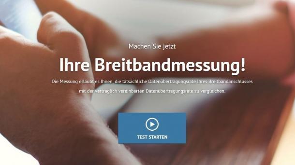 Breitbandmessung: Die bezahlte maximale Geschwindigkeit bleibt oft ein Versprechen