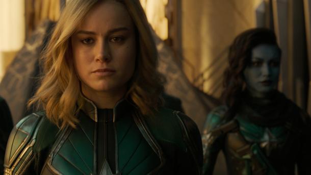 Captain Marvel: Nach den Skrulls kommen die Trolle