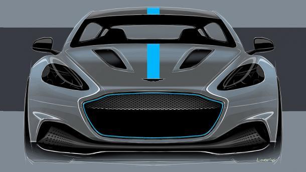 Elektroauto: James Bond soll mit Aston Martin surren