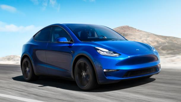 Elektroauto: Tesla Model Y für 55.000 Euro vorbestellbar