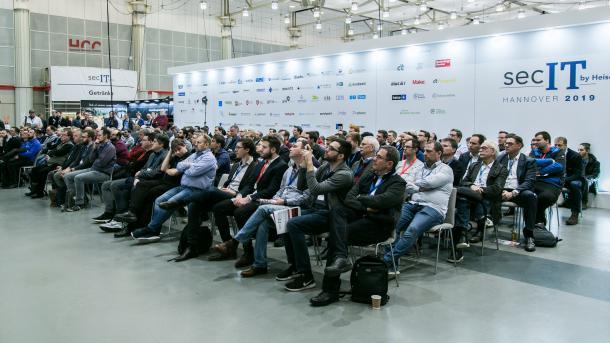 Security-Event secIT auch 2019 ein voller Erfolg