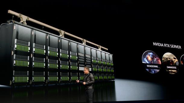RTX-Workstations für Data Science