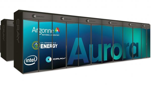Aurora: Exaflops-Supercomputer mit Intel-Technik kommt 2021