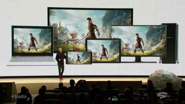Google Stadia: Die Cloud-Gaming-Plattform, die Spieler über Youtube zocken lässt