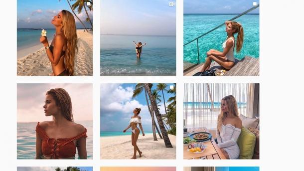Instagram-Star Pamela Reif unterliegt im Prozess um Schleichwerbung