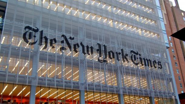 HQ der New York Times