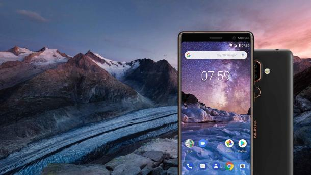 Falsche Client-Software: Nokia-Smartphones sendeten Daten nach China