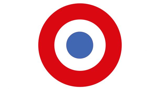 ORF.at-Logo mit Zentrum in Facebook-Blau