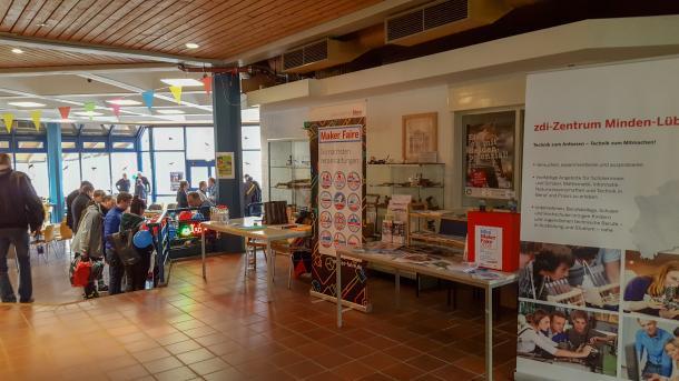 Mini Maker Faire Minden-Lübbecke: Handwerk trifft Digitalisierung