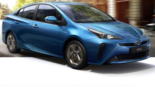 Toyota gibt bis 2030 freien Zugang zu seinen Hybrid-Patenten
