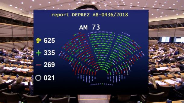 EU-Parlament beschließt Speicherpflicht für Fingerabdrücke im Personalausweis