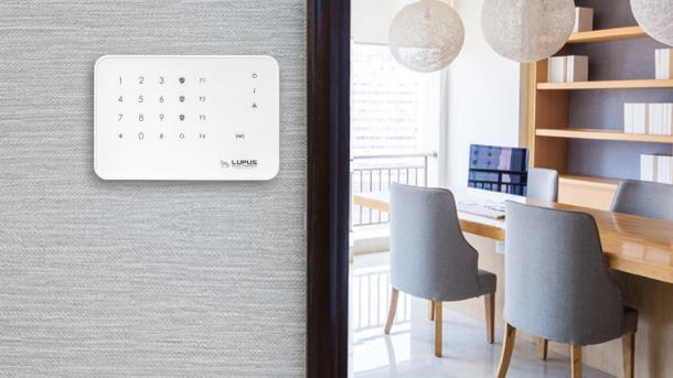 Lupusec XT2: Smart-Home-Alarmanlage kommt mit leicht knackbarem Root-Passwort