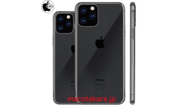 iphone 2019 neue kameras usb c verbesserungen und. Black Bedroom Furniture Sets. Home Design Ideas