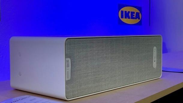 ikeas sonos lautsprecher symfonisk im kurztest heise online. Black Bedroom Furniture Sets. Home Design Ideas