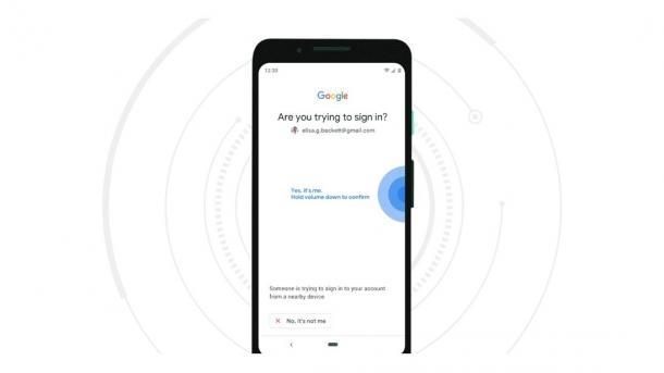 Google macht Android-Handys zum Sicherheitsschlüssel