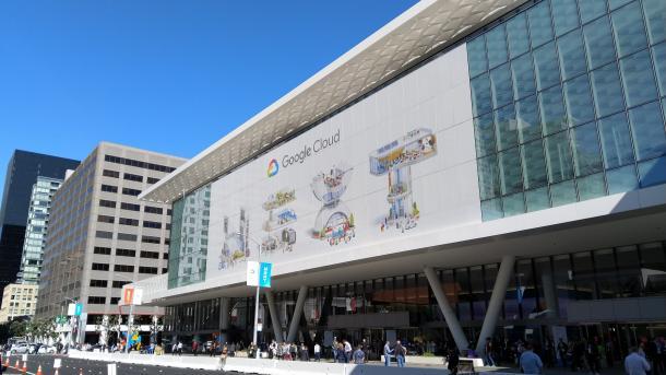 Google Cloud Next: Sicherheit, Datenbanken und Infrastruktur