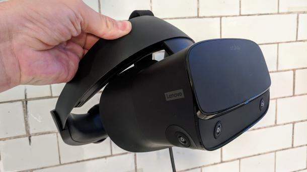 VR-Headset Oculus Rift S im Kurztest: Drei Schritte vor, drei zurück