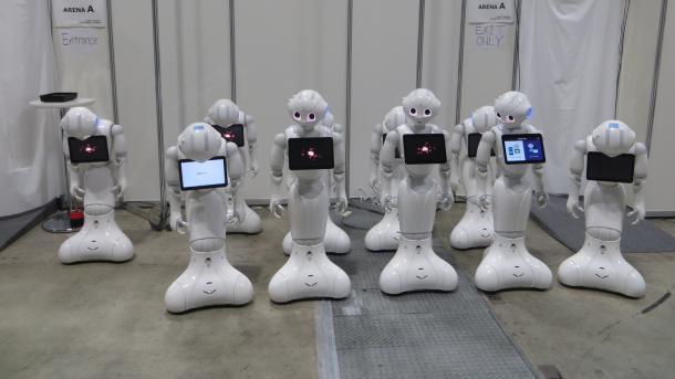 Robotics in Education: Der Reiz des Wettbewerbs