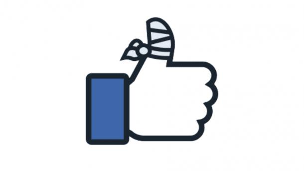 Facebook weltweit gestört