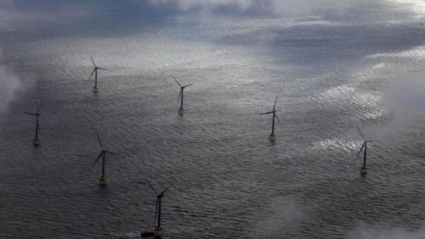 Vor zehn Jahren begann in Deutschland das Zeitalter der Windkraft auf See