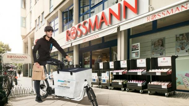 Rossmann beendet Kooperation mit Amazon