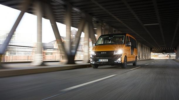 VW-Fahrdienst Moia in Hamburg gestartet