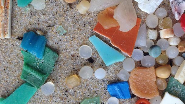 Mikroplastik kann weite Strecken überwinden