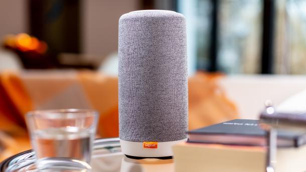 Gigasets Alexa-Lautsprecher kann per DECT telefonieren