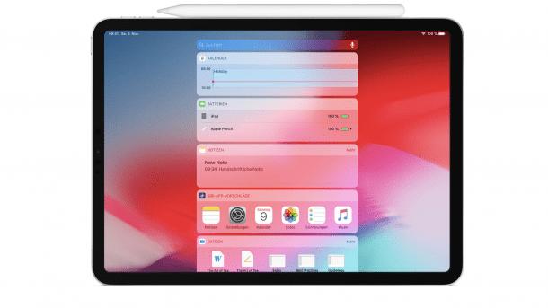 Apple Pencil 2 an iPad Pro