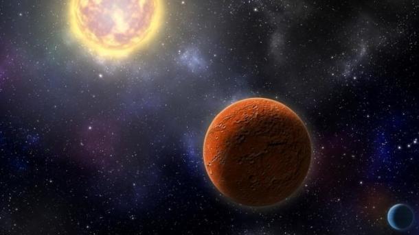 NASA-Weltraumteleskop TESS findet ersten erdgroßen Exoplaneten