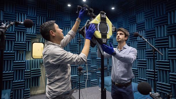 Astrobee: Zwei autonome Roboterwürfel für die ISS