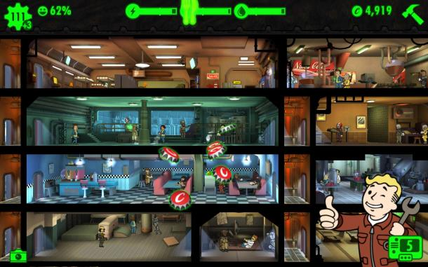 Gratis Download Fallout Shelter Ab Sofort Auch Für Android Heise