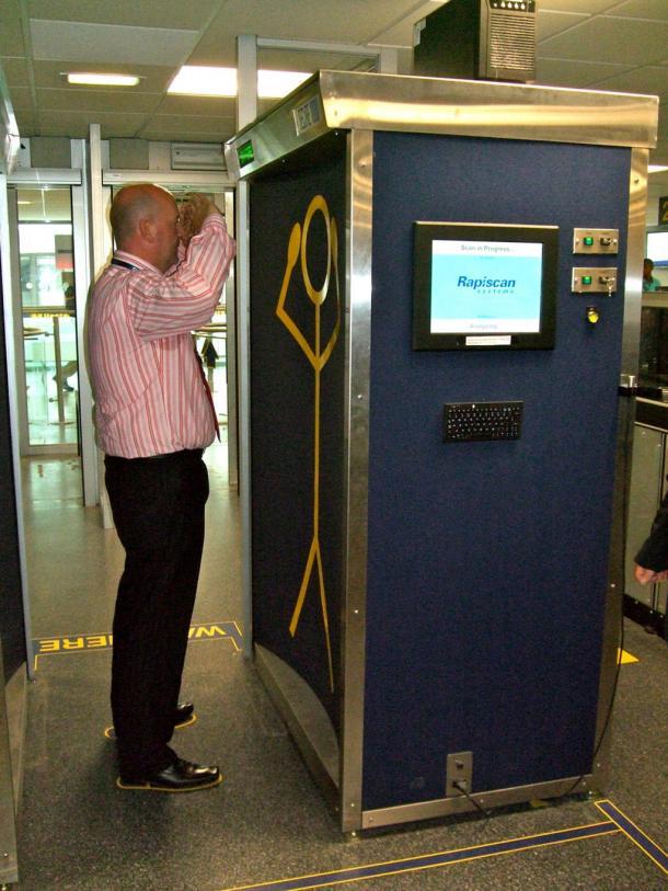 Flughafen Manchester Zieht Positives Fazit Von Nacktscanner Einsatz