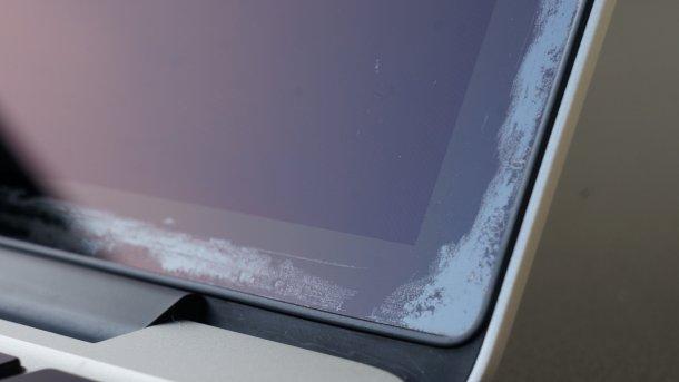 MacBook Pro: Berichte über anfällige Retina-Display