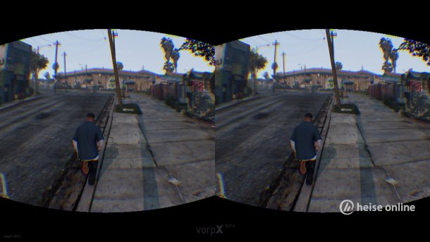 Ausprobiert: GTA V in Virtual Reality mit Oculus Rift
