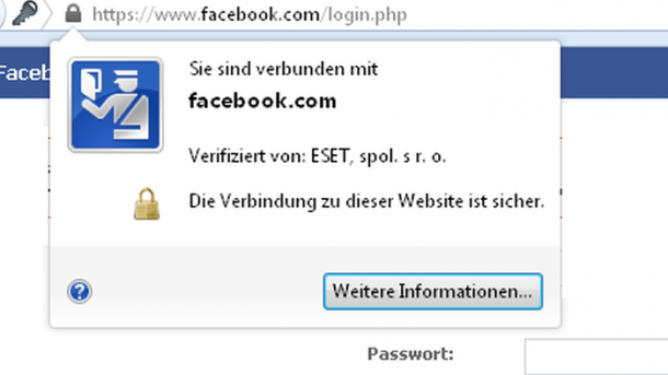 Eset NOD32 Antivirus 9 gefährdet https-Verschlüsselung | heise online