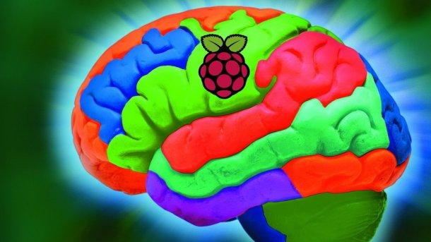 Machine Learning: TensorFlow mit dem Mini-Rechner Raspberry