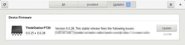 Lenovo: Firmware-Updates unter Linux bald via LVFS möglich